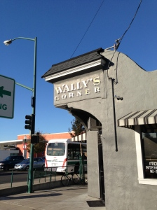 Across the Bay in Alameda, a very well located and patronized corner with a great brand!